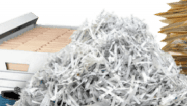shredded documents and paper (PNG)